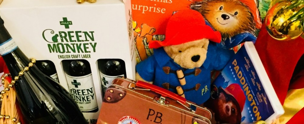 Win Paddington\'s Christmas Eve Hamper!